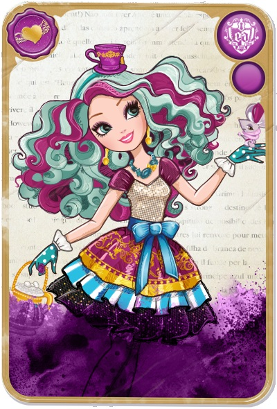 Personnages Ever After High
